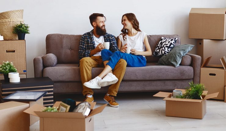 How long should you date before moving in together?